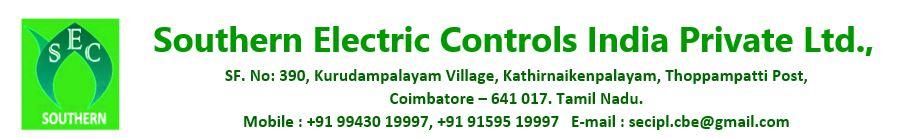 Southern Electric Controls India Private Ltd.,
